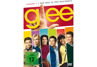Glee - Staffel 1.2 [DVD]