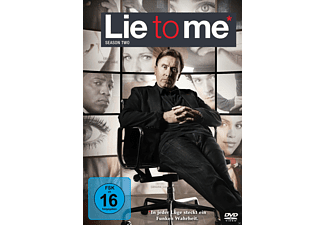 Lie To Me - Staffel 2 [DVD]