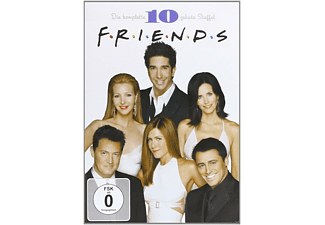 Friends - Staffel 10 [DVD]