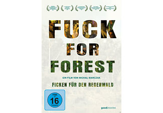FUCK FOR FOREST - (DVD)