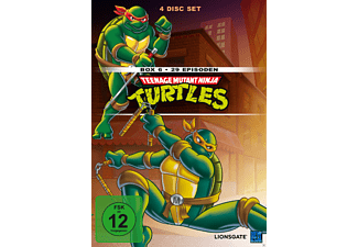 Teenage Mutant Ninja Turtles - Box 6 - (DVD)