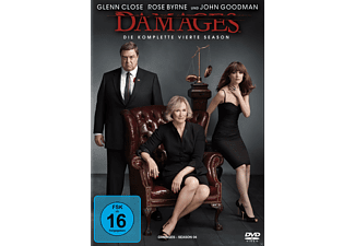 Damages - Staffel 4 [DVD]