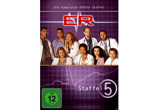 E.R. - Emergency Room - Staffel 5 - (DVD)
