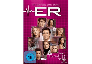 E.R. - Emergency Room - Staffel 11 [DVD]