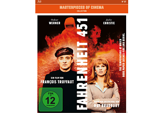 Fahrenheit 451 (Masterpieces of Cinema) [Blu-ray]