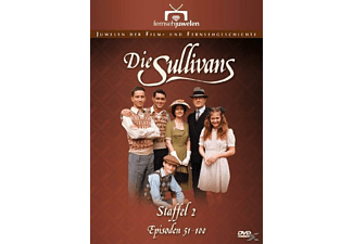 Die Sullivans - Staffel 2 - Episode 51-100 [DVD]