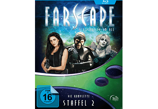 Farscape - Verschollen im All - Staffel 2 - (Blu-ray)