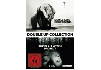 Der letzte Exorzismus / The Blair Witch Project (Double Up Collection) - (DVD)