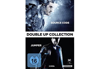 Source Code / Jumper (Double Up Collection) [DVD]