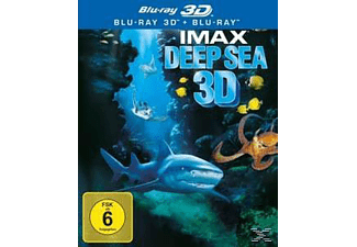 IMAX - Deep Sea (3D) - (3D Blu-ray (+2D))