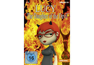Lucy, The Daughter of the Devil - (DVD)