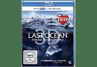 Last Ocean (3D) - (3D Blu-ray)