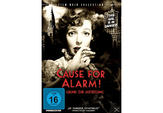 CAUSE FOR ALARM - GRUND ZUR AUFREGUNG [DVD]