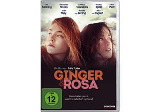 Ginger & Rosa [DVD]