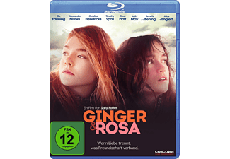 Ginger & Rosa - (Blu-ray)