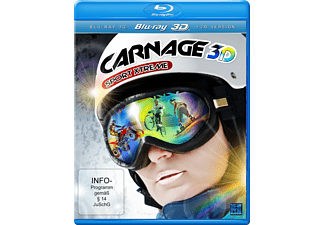 Carnage – Sport Xtreme - (3D Blu-ray)