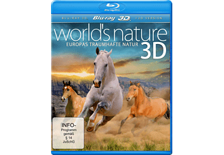 Worlds Nature 3D - Europas traumhafte Natur - (3D Blu-ray)
