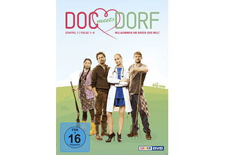 Doc Meets Dorf - Staffel 1 [DVD]