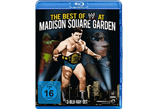 The Best Of WWE At Madison Square Garden - (Blu-ray)