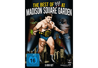 The best of WWE at Madison Square Garden [DVD]