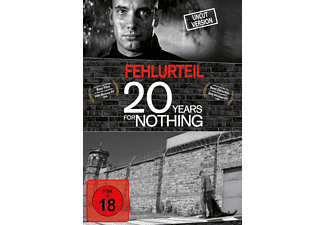 Zift, Hell of Prison, Fehlurteil – 20 Years for Nothing - (DVD)