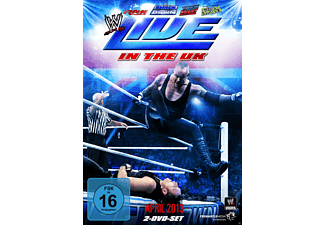 WWE - Live In The UK - April 2013 - (DVD)