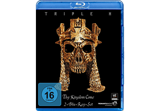 Triple H: Thy Kingdom Come - (Blu-ray)