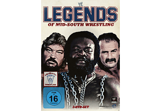 Legends Of Mid-South Wrestling [DVD]