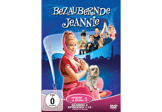 Bezaubernde Jeannie - Season 4, Volume 1 (Episoden 1-13) - (DVD)
