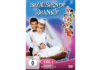 Bezaubernde Jeannie - Season 5, Volume 1 (Episoden 1-13) - (DVD)