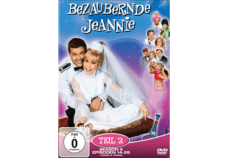 Bezaubernde Jeannie - Season 5, Volume 2 (Episoden 14-26) - (DVD)