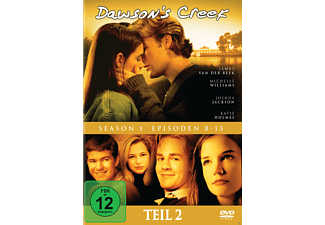 Dawson's Creek - Season 1, Volume 2 (Episoden 8-13) [DVD]