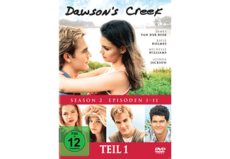 Dawson's Creek - Season 2, Volume 1 (Episoden 1-11) [DVD]