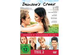 Dawson's Creek - Season 2, Volume 2 (Episoden 12-22) [DVD]