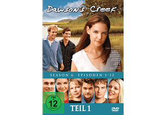 Dawson's Creek - Season 6, Volume 1 (Episoden 1-12) - (DVD)