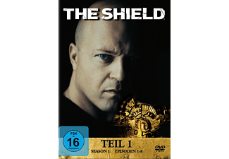 The Shield - Season 1, Volume 1 (Episoden 1-8) - (DVD)
