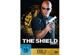 The Shield - Season 3, Volume 2 (Episoden 9-15) - (DVD)
