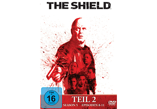 The Shield - Season 5, Volume 2 (Episoden 8-11) - (DVD)