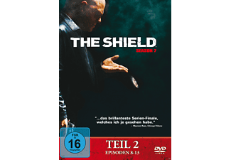 The Shield - Season 7, Volume 2 (Episoden 8-13) - (DVD)