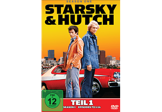 Hutch - Season 1, Volume 1 (Episoden 1-14) - (DVD)