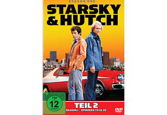 Hutch - Season 1, Volume 2 (Episoden 15-22) [DVD]