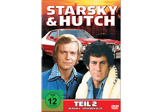 Hutch - Season 2, Volume 2 (Episoden 16-25) [DVD]