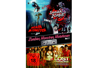 ZOMBIES MONSTREN MUTATIONEN 2 - (DVD)
