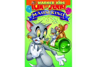 Tom & Jerry - Mäusekino [DVD]