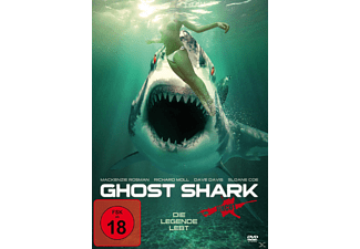 Ghost Shark - Die Legende lebt - (DVD)