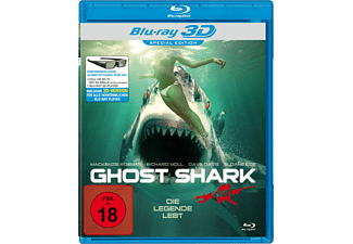 Ghost Shark - Die Legende lebt [3D Blu-ray]