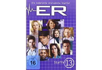 E.R. - Emergency Room - Staffel 13 - (DVD)