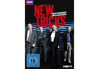 New Tricks-Die Krimispezial.:Staffel1 [DVD]