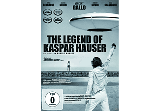THE LEGEND OF KASPAR HAUSER [DVD]