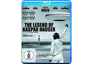 The Legend of Kaspar Hauser [Blu-ray]